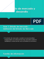 Estudio de Mercado y Desarrollo (1)
