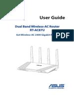 RT-AC87U Manual