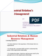 08 Industrial Relationship Management