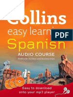 Easy Learning Spanish Stage 1
