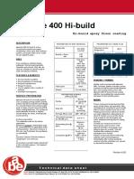 Abecote 400 Hi-build