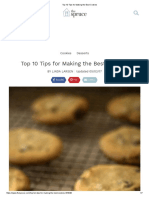 Top 10 Tips for Making the Best Cookies.pdf