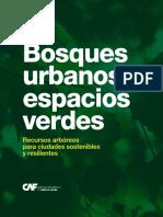 Bosques Urbanos y Espacios Verdes