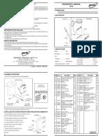 Manual Pjh 9000