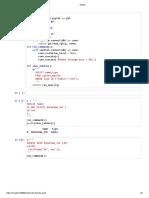 SQLite and Python