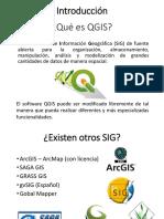 Qgis-Introducción