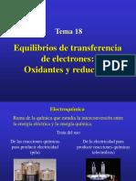 Cap 18_Equilibrios de Transferencia de Electrones