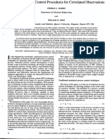 PSc - Harris and Ross - Statistical Process Control for Correlated Observations