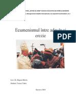 Ecumenismul între adevăr și erezie.docx