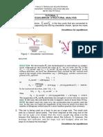 161031 Tutorial 3 -Static Equilibrium - Solution Revised