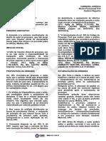 Ação Penal 8 - Ação Penal Privada - Noções Introdutórias - Prof. Vinícius Reis (Descrição)