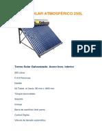 TERMO SOLAR ATMOSFÉRICO 250L.docx