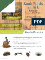 Noah Builds an Ark Teacher Tip Card