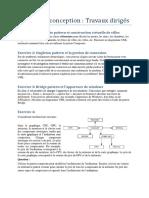 TD Design Pattern