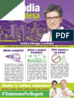 Periódico campaña