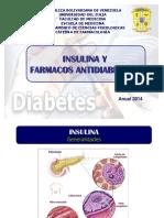 Insulina y Farmacos Antidiabeticos