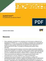 5. HydraCrowd Service Procedures 2 Español.ppt