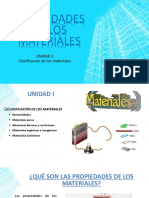 Unidad 1 Materiales en Ingenieria