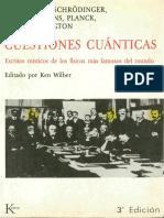 Wilber, Ken - Cuestiones Cuanticas - Escritos misticos de los fisicos mas famosos del mundo.pdf