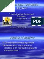 Understanding Your Childs Behavior