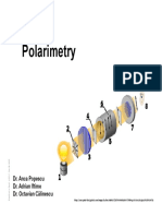 Polarimetry en 2.12.2016