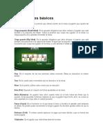 Los Términos Básicos de Poker