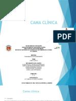 CAMA CLÍNICA.pptx Fundamentos