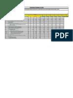 cronograma valorizado ambiental