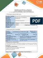 Guía de actividades y Rubrica de evaluacion - Fase 2 - Identificar los principales aspectos del mercadeo internacional y de la distribucion fisica internacional.docx