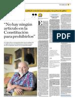 El Comercio (Lima-Peru) Lun 25 Feb 2019 (Pag A25) Pagina Toros