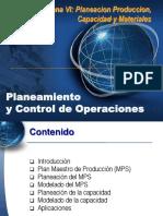 Clase 07 PlaneacionProduccionCapacidadMateriales