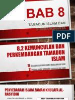 Bab 8 Tamadun Islam Dan Sumbangannya