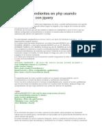 Select dependientes en php usando Codeigniter con jquery.docx