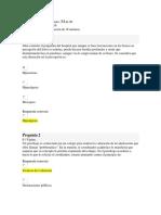 Psicopatologia Quiz 2