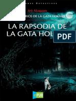 Jiro Akagawa. La Rapsodia de La Gata Holmes (r1.0)