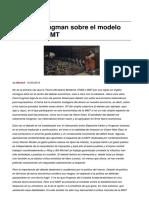 Jo Michel - Kelton y Krugman Sobre El Modelo is-lm y La Mmt-2019!03!18