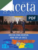 Gaceta UACJ Diciembre 2018