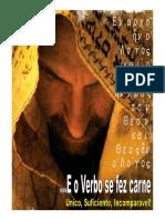 A PESSOA DE JESUS