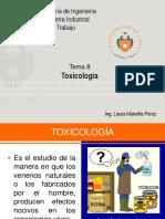 T8 Toxicologia