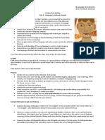 Foa Language Identity