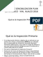 AFICHE DE SENCIBILIZACION PLAN ESTRATEGICO   VIAL  INTRACARGA 2016.pptx