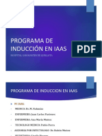 Ppt Induccion Iaas 2017