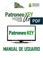 Patroneo Key 2014-Manual