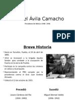 Manuel a. Camacho