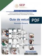 Guía de Estudio promoción a supervisor