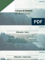 Aula 1 - Propriedades Da Madeira