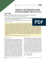Antihypertensive ability of soft-shelled turtle peptide