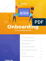 Guia Fundamental de Onboarding