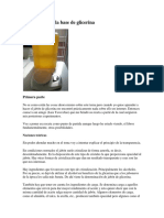 JABON TRANSPARENTE Elaboración de la base de glicerina.docx