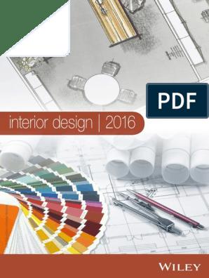 Interior Design 2016 Design Art Media